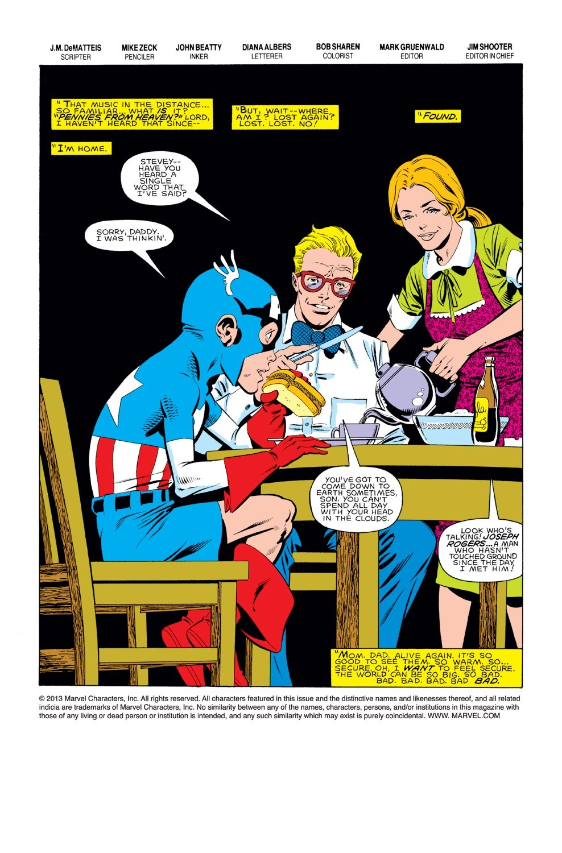 Captain America (1968) Issue #283 #199 - English 2