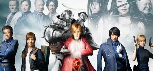 Assista ao novo trailer do filme de Fullmetal Alchemist