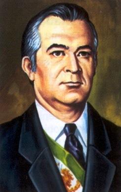 Dibujo de Miguel de la Madrid Hurtado