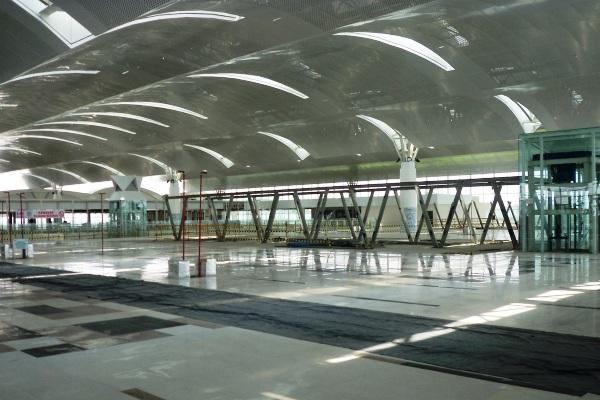 Terminal Bandara Kuala Namu Sumatera Utara