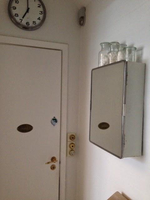 lille badeværelsesskab