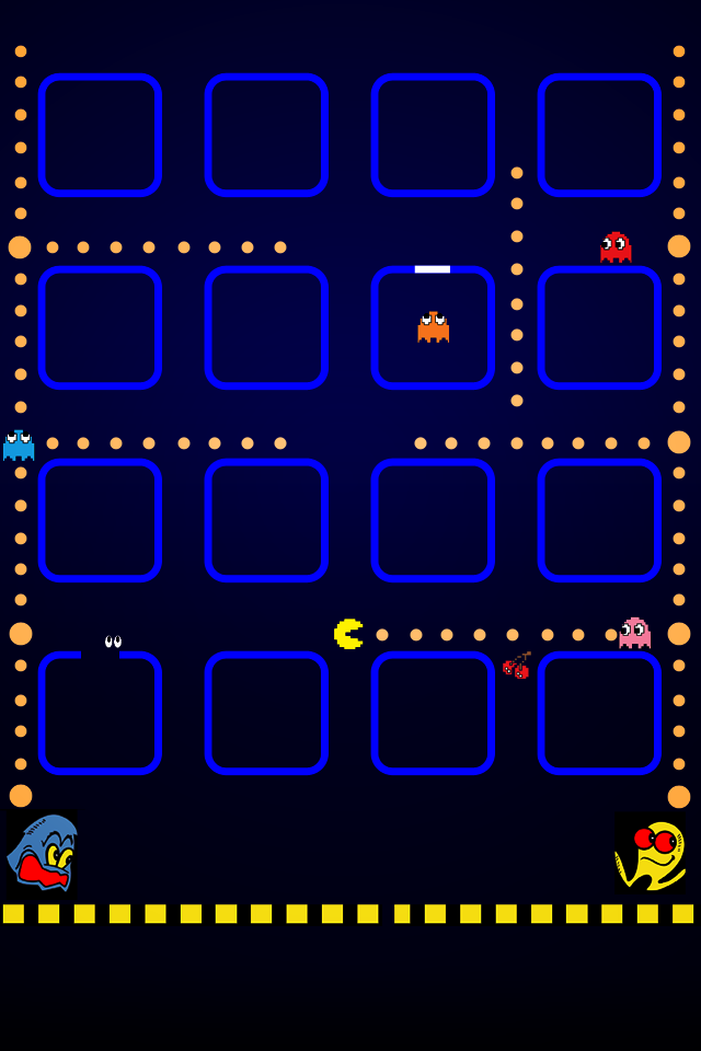 Pacman IPhone Wallpapers Pacman HD Apple IPhone Background Pacman, Games,  80s