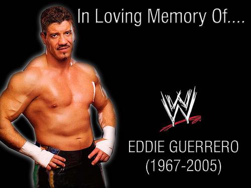 eddie died while fighting
