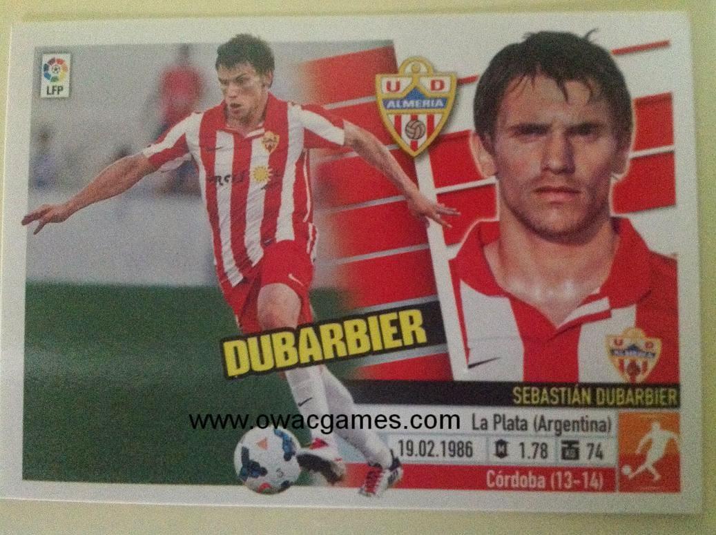 Liga ESTE 2013-14 Almeria 12B - Coloca - Dubarbier
