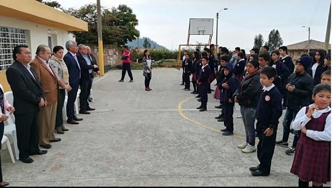 Calidad del colegio Quebrada de Becerras de Duitama, desmiente informaciones amañadas