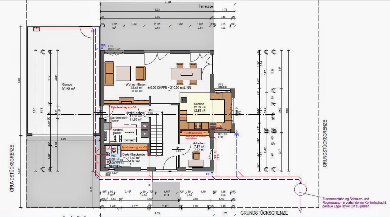 hausbau mit streif grundrisse. Black Bedroom Furniture Sets. Home Design Ideas