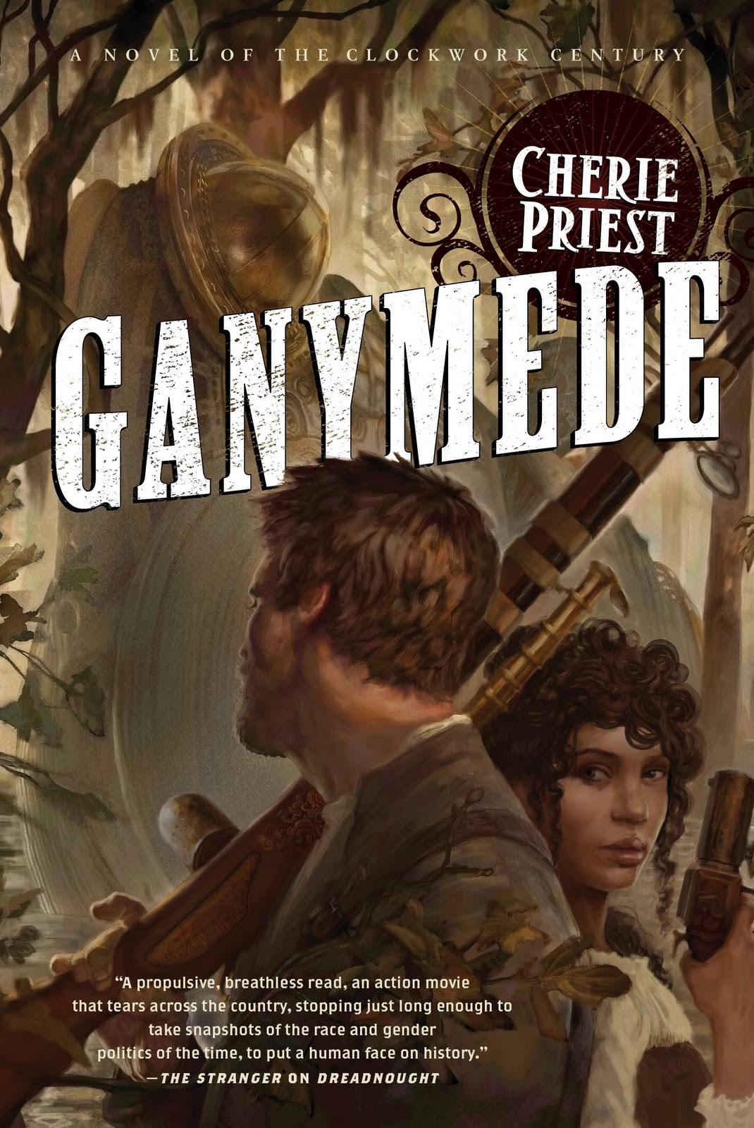 Pulp Of The Week  Ganymede By Cherie Priest