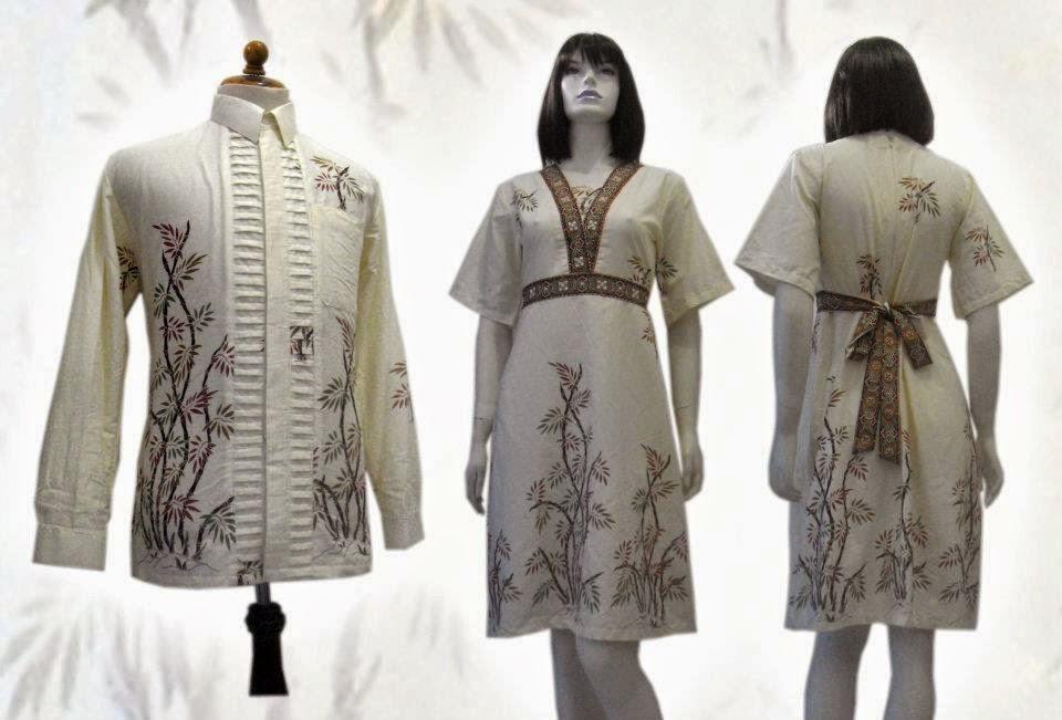 Kumpulan terbaik model baju batik wanita terbaru tahun ini