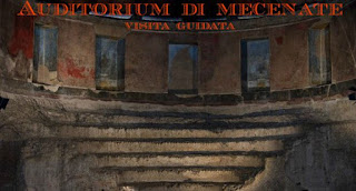 Auditorium di Mecenate - visita guidata sotterranea