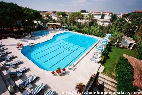 Hotel Numana Palace we Włoszech