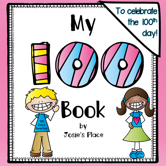 Hopping from K to 2!: 100th Day of School Activities