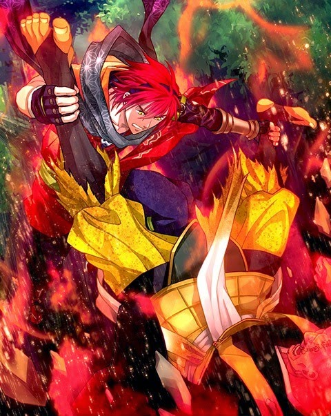 destiny ninja hyosuke lovey dovey ending relationship