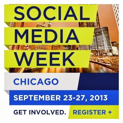 Social Media Week Chicago Truly Engaging Open Conversations & Connecting People