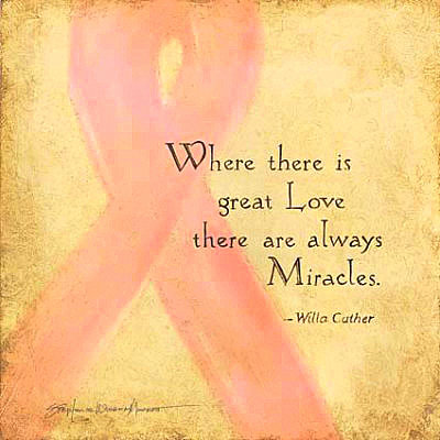 quotes for people battling cancer quotesgram