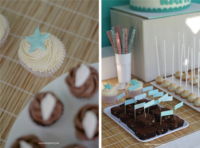 Candy Bar inspiracion Surf - Blog infantil