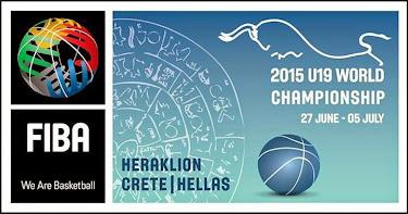 Mundial de Basquet FIBA Sub19 - Masculino