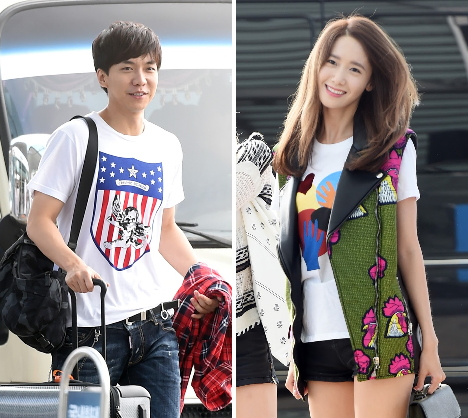 lee seung gi and yoona dating photo 2014 in k-entertainment is starting off with a bang with a new celebrity couple, lee seung gi and girls' generation's yoona news agency dispatch reported earlier that lee seung gi and yoona are dating, releasing photos and.
