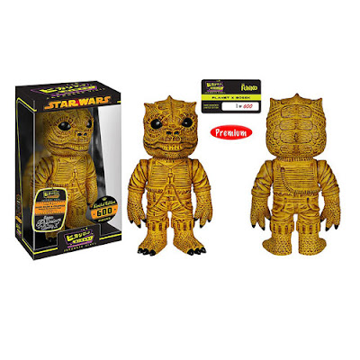 "Star Wars ""Planet X"" Bossk Hikari Sofubi Vinyl Figure by Funko"