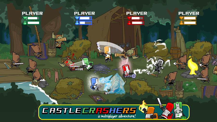 Castle Crashers [Full] [Español] [MF]