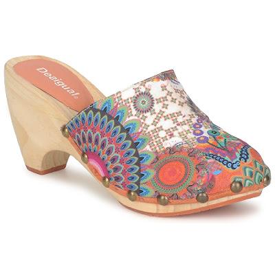 Idee da regalare zoccoli e sandali desigual for Idee da regalare
