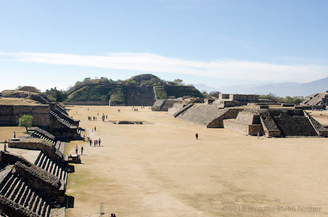 Monte Albn, Oaxaca, Mexico