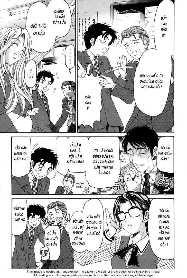 Truyện tranh Virgin na Kankei R (Phần 2) chap 2 trang 14