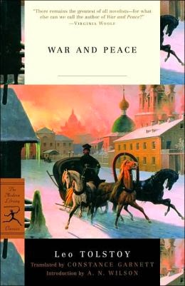 War and Peace in 2014