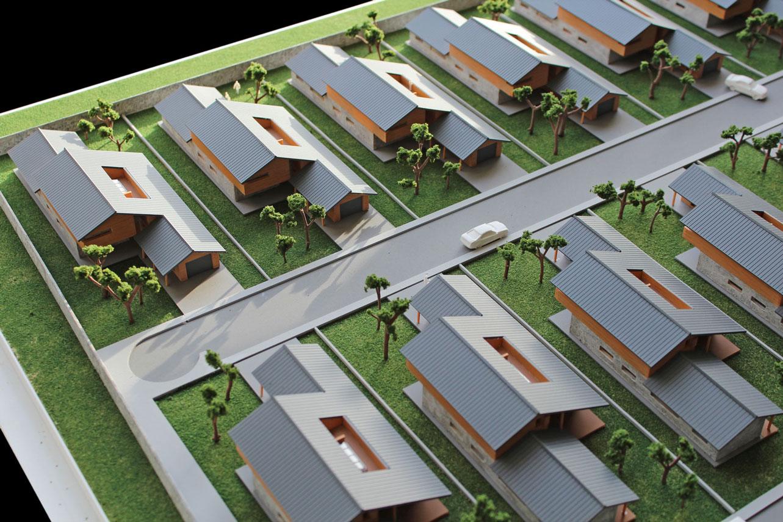 Maquetas atrium maqueta de conjunto residencial en osetia - Paginas de viviendas ...