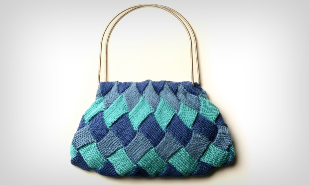 Bolsa De Festa Em Croche Passo A Passo : Feito por mim artesanato para iniciantes bolsa de