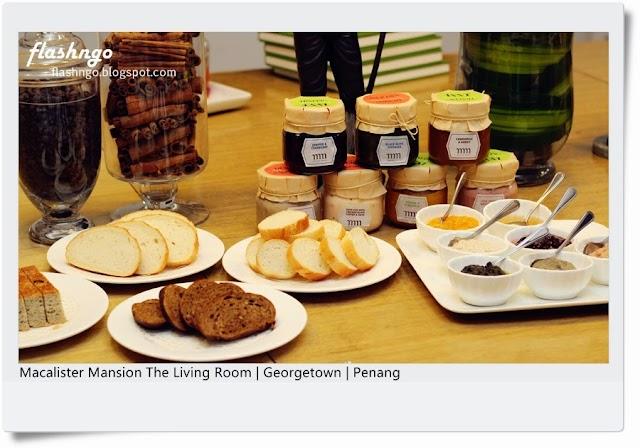 槟城美食 | Macalister Mansion | 贵族般的下午茶