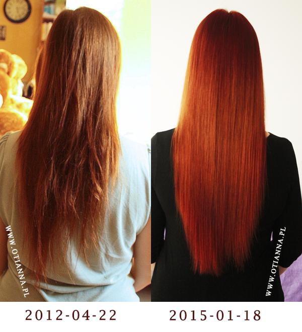 Moje rude włosy