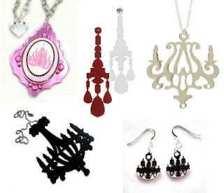 chandelier earrings trend