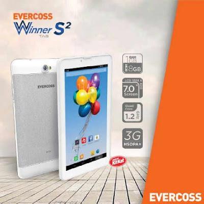 Evercoss AT7J+ Winner TAB S2