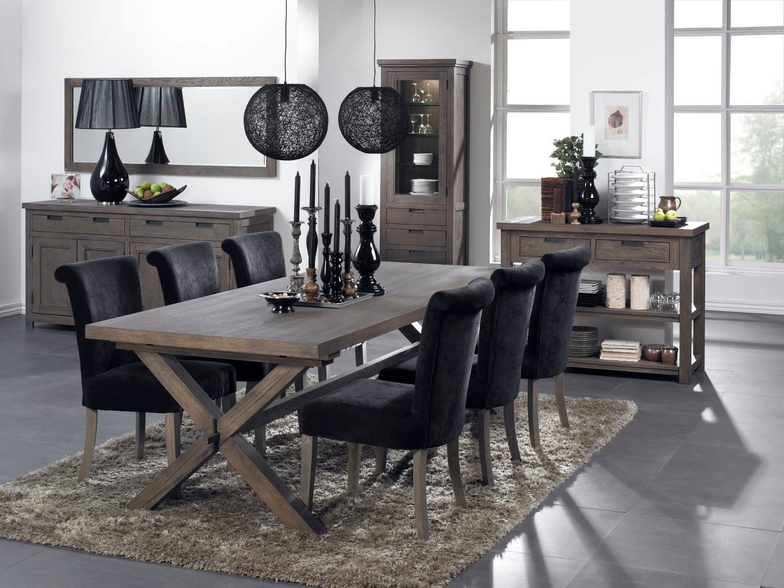 Spisestue møbler – astric