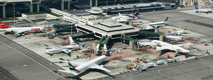 Aeroporto Italia : Schirato na itália aeroporto internacional malpensa mxp