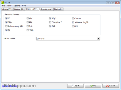 Free Download PeaZip 4.8.0 Terbaru - Software Arsip Manager