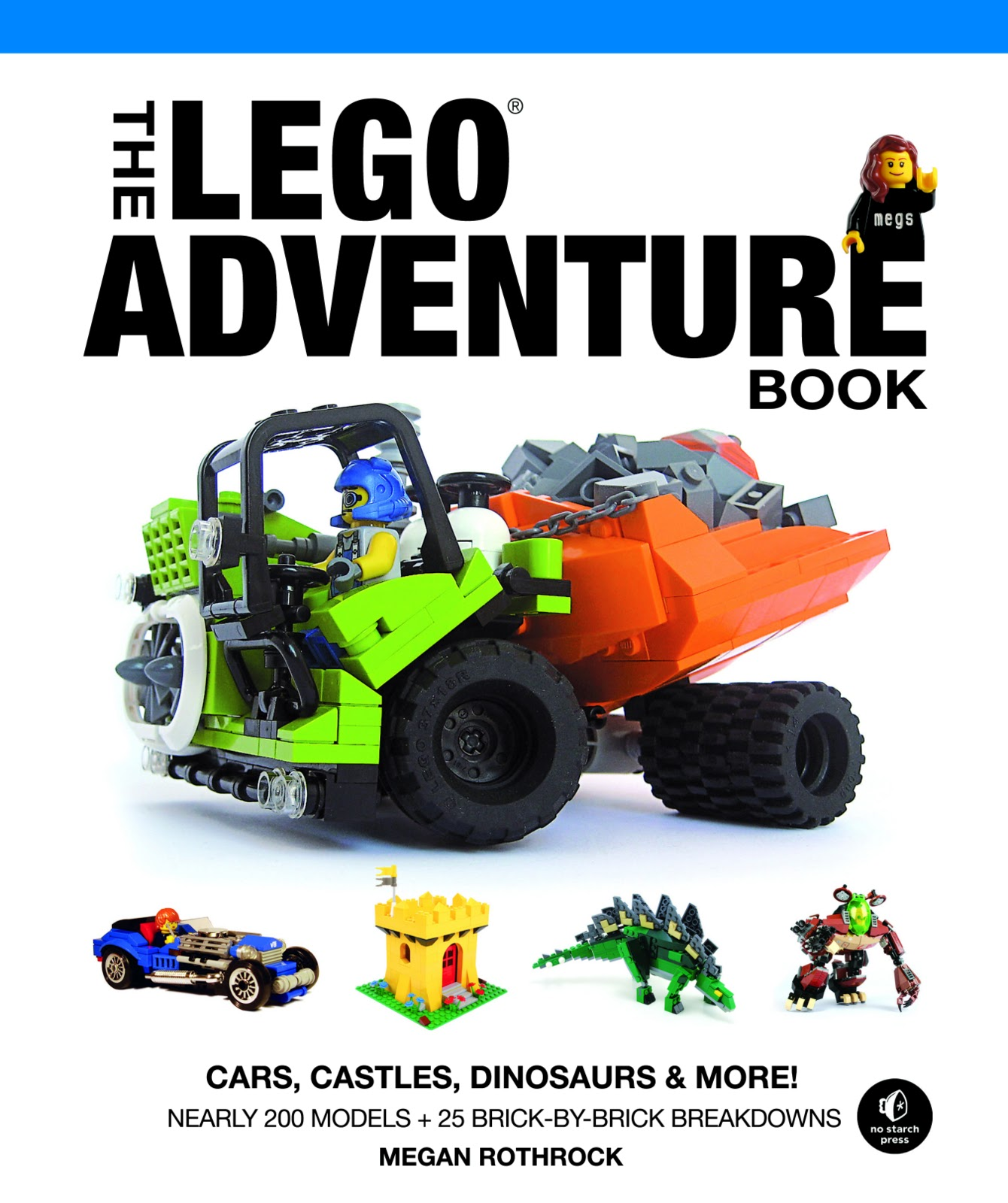 A review of the lego adventure book vol 1