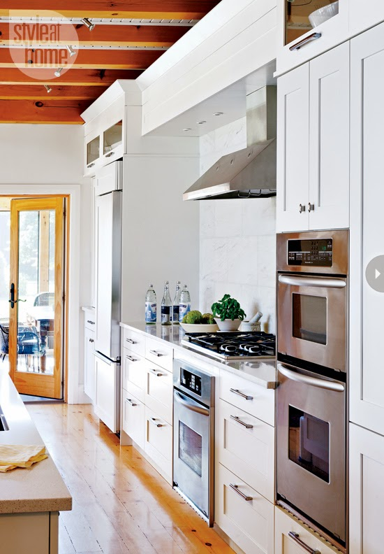 Home tour a stylish and spectacular modern farmhouse for Quaint kitchen designs
