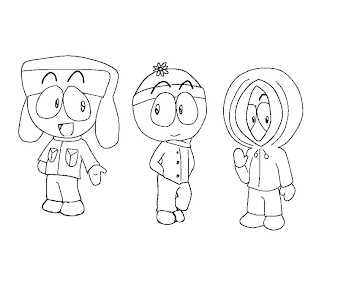 #5 Kenny McCormick Coloring Page