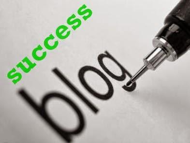 kriteria blog dikatakan sukses