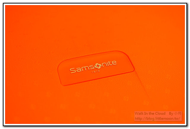 Samsonite 標誌