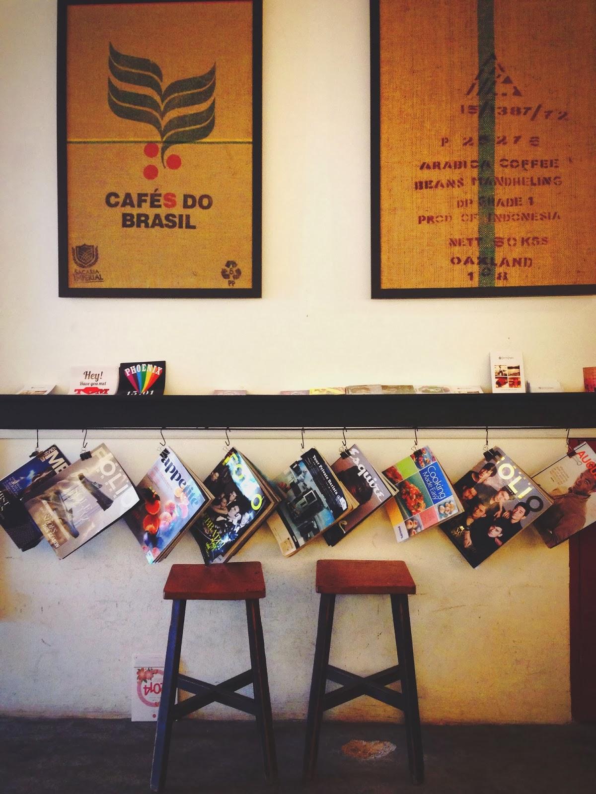 Maison Ikkoku Cafe Kandahar Street Singapore