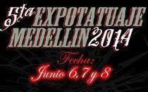 Expo Tatuaje Medellin 2014