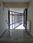 galleria accesso scala