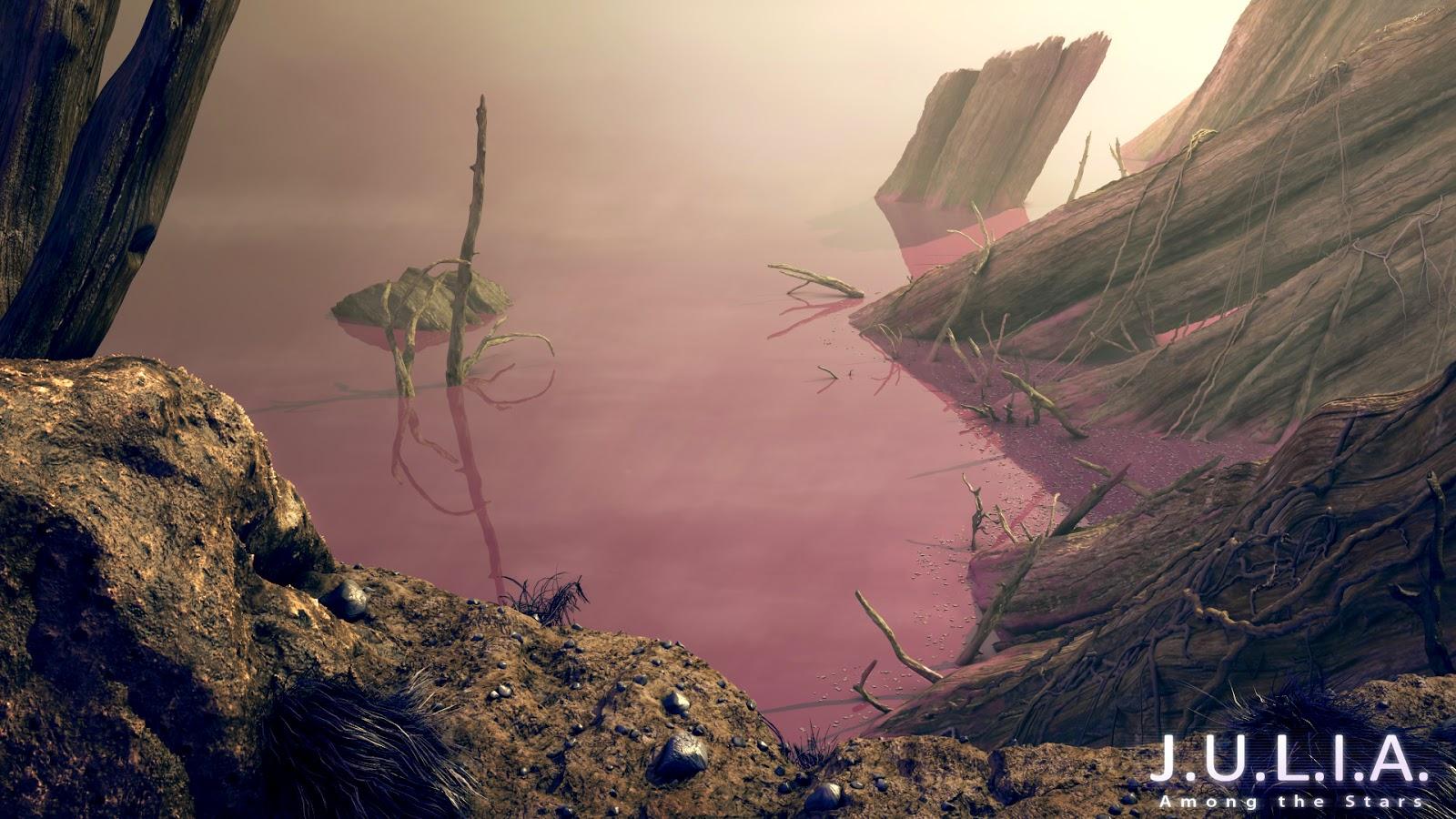 J.U.L.I.A. Among the Stars screenshots