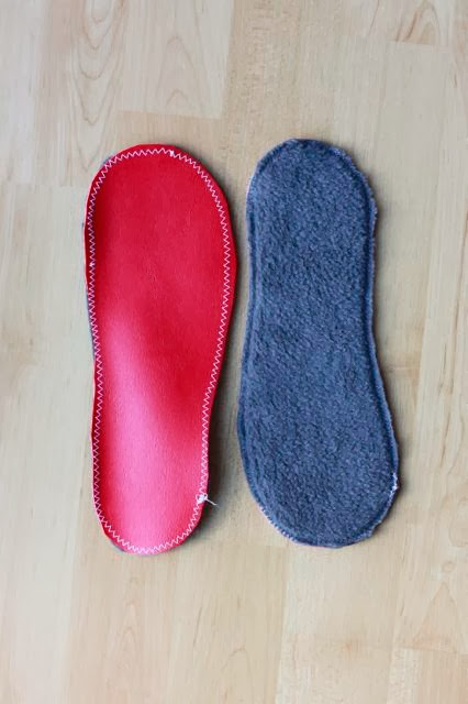Cozy Toes Shoes