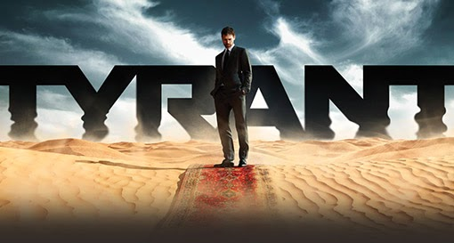 Tyrant FX Jennifer Finnigan Adam Rayner
