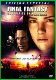 Final Fantasy: El Espiritu en Nosotros | 3gp/Mp4/DVDRip Latino HD Mega