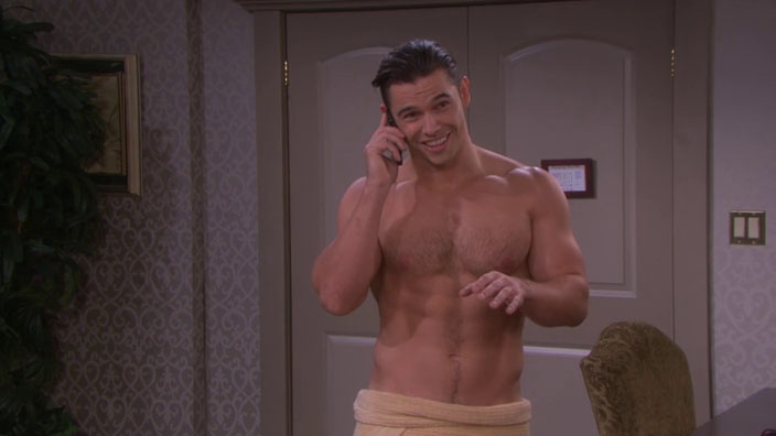 people naked in days of our lives