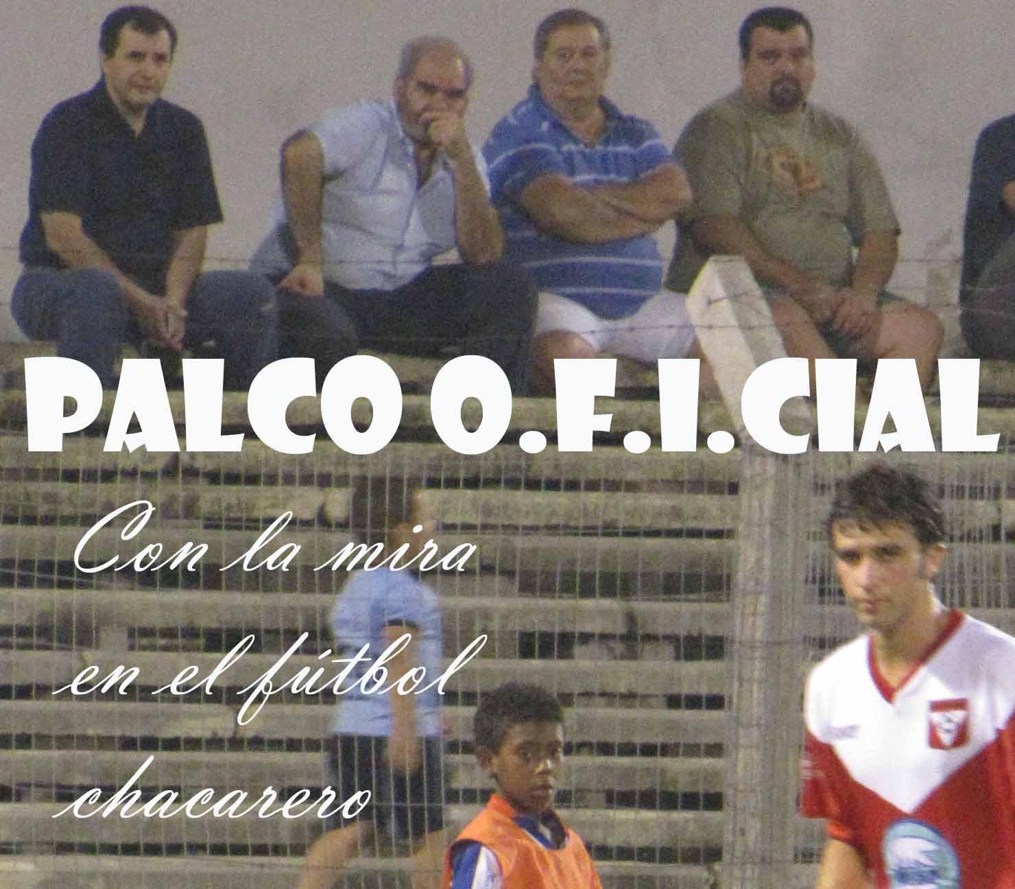 EL PALCO O.F.I.CIAL CLAUSURADO